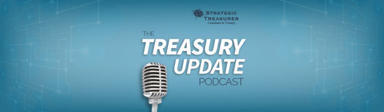Strategic Treasurer podcast host Craig Jeffrey interviews Rise Of Carry author Kevin Coldiron