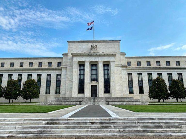 Image of Federal Reserve for Forbes article entitled The Fed Is Going To Buy Stocks, written by Rise Of Carry author Kevin Coldiron